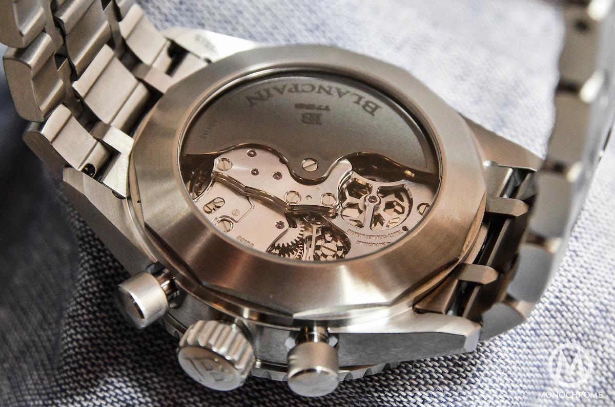 Blancpain Bathyscaphe Chronographe Flyback steel - 3