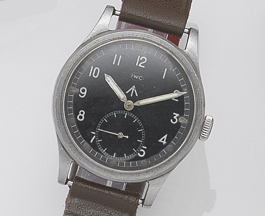 IWC W.W.W. military watch