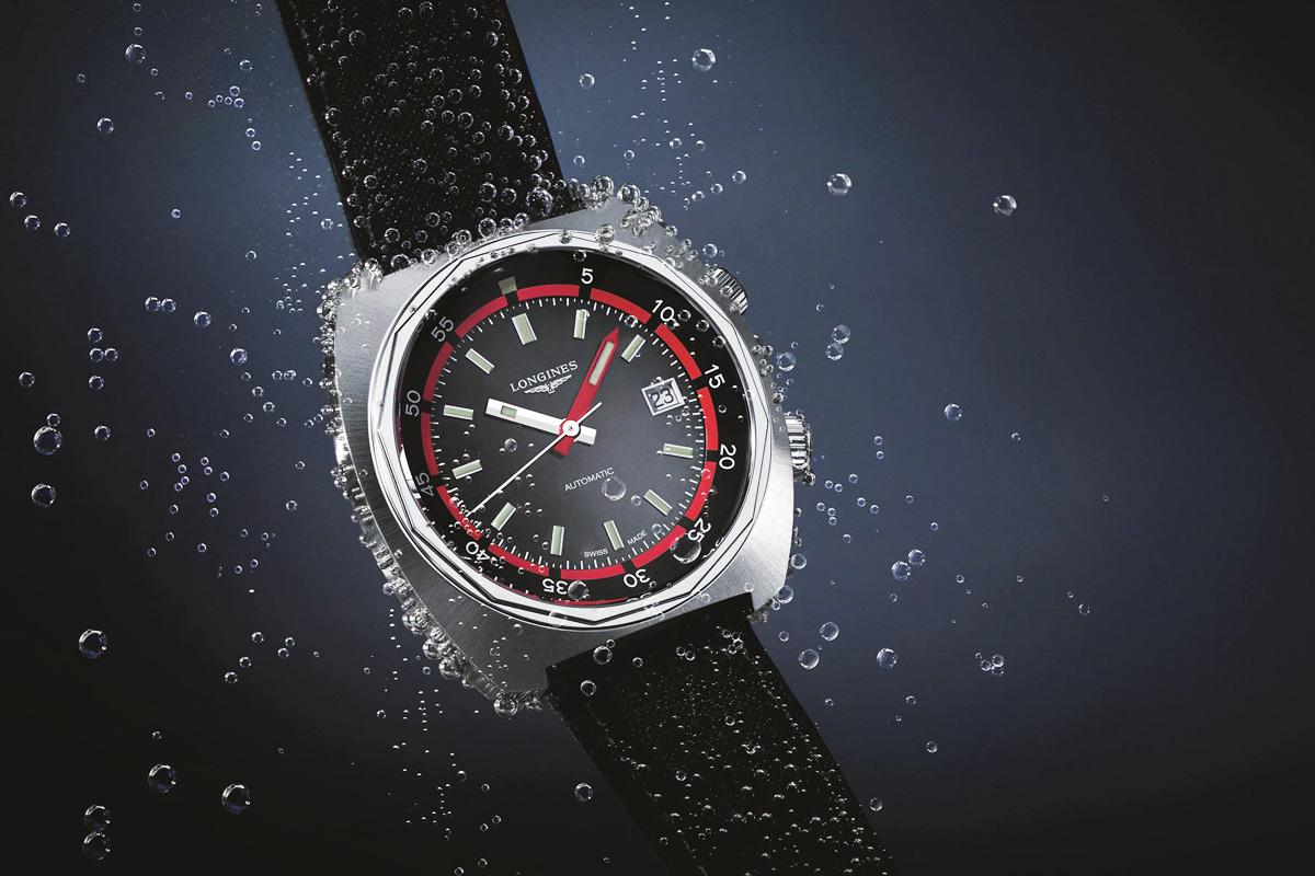 Longines Heritage Diver - 1