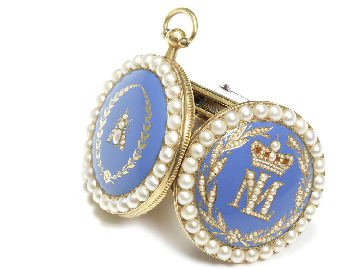 Lot 33 - The Empress Marie Louise Pocket Watch