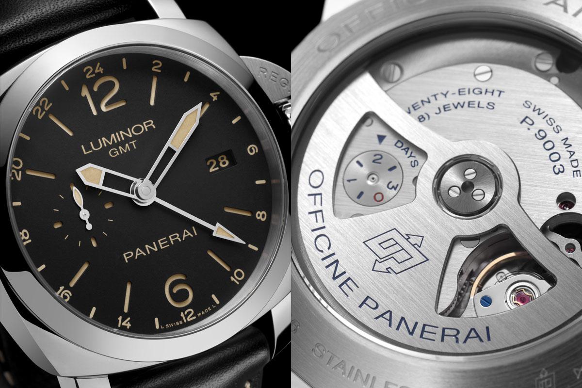 Panerai PAM00531 Luminor 1950 3 days GMT 24h - 4