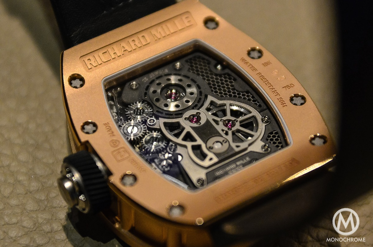 Richard Mille RM 022 Aerodyne
