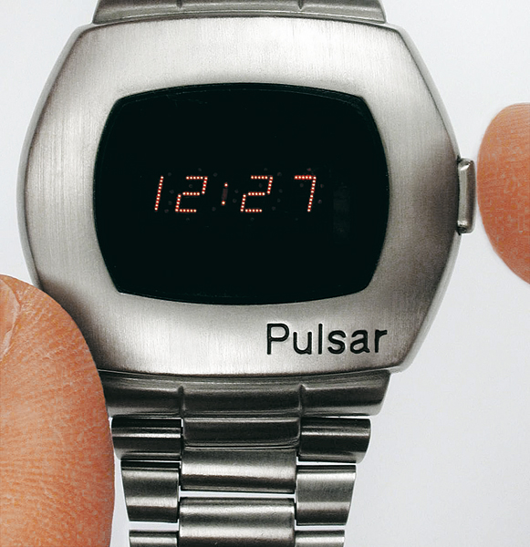 Uhrenmodell_Pulsar_Hamilton
