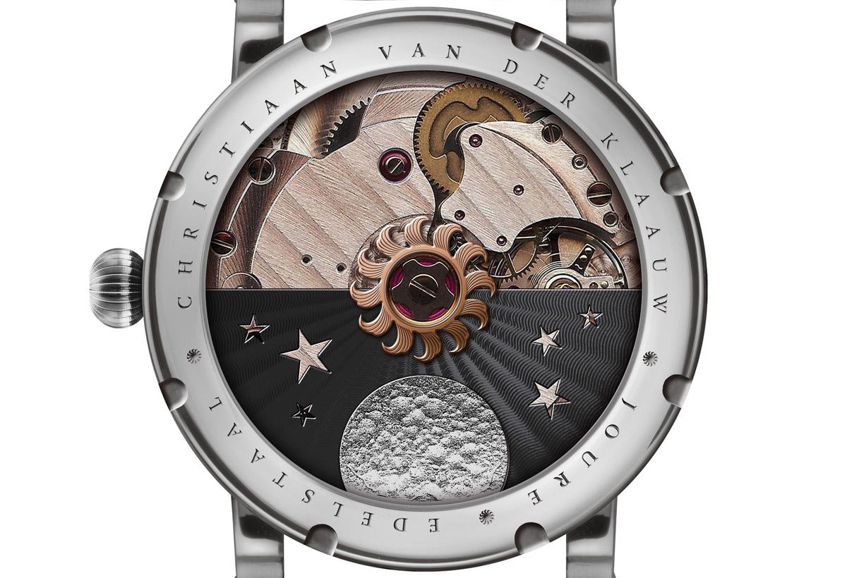 Christiaan van der Klaauw Real Moon rotor