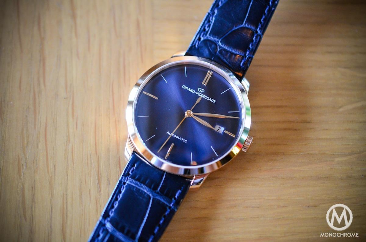 Girard Perregaux 1966 blue dial - 1