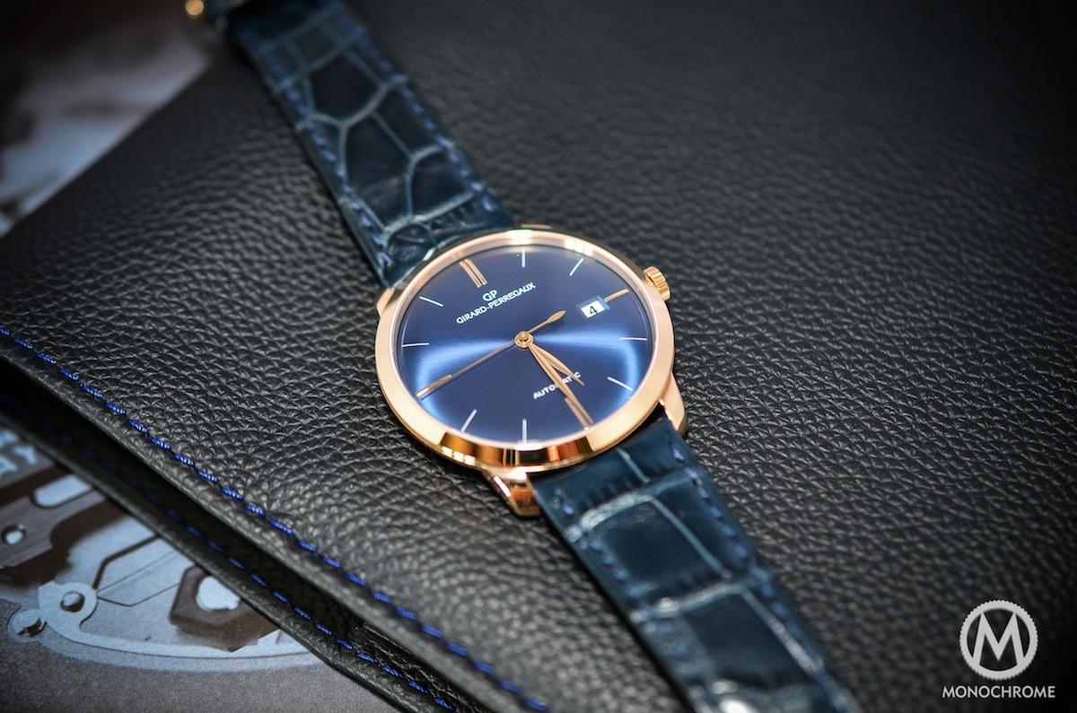 Girard Perregaux 1966 blue dial - 10