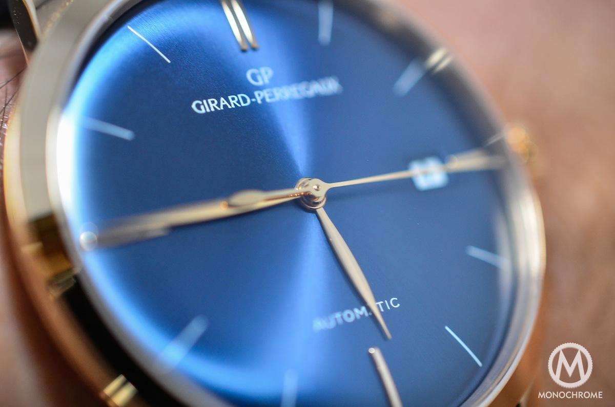 Girard Perregaux 1966 blue dial - 18