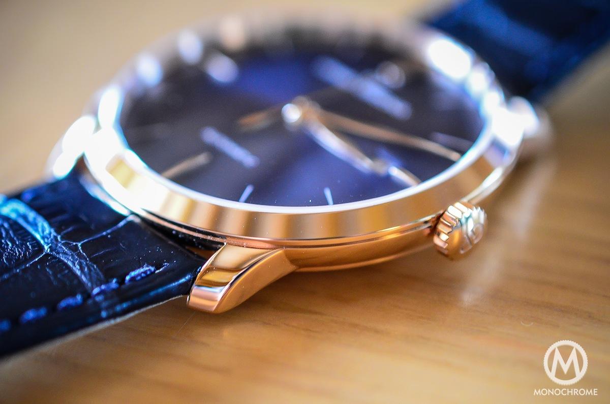 Girard Perregaux 1966 blue dial - 2