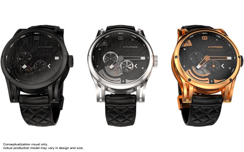 Kairos smartwatches 1