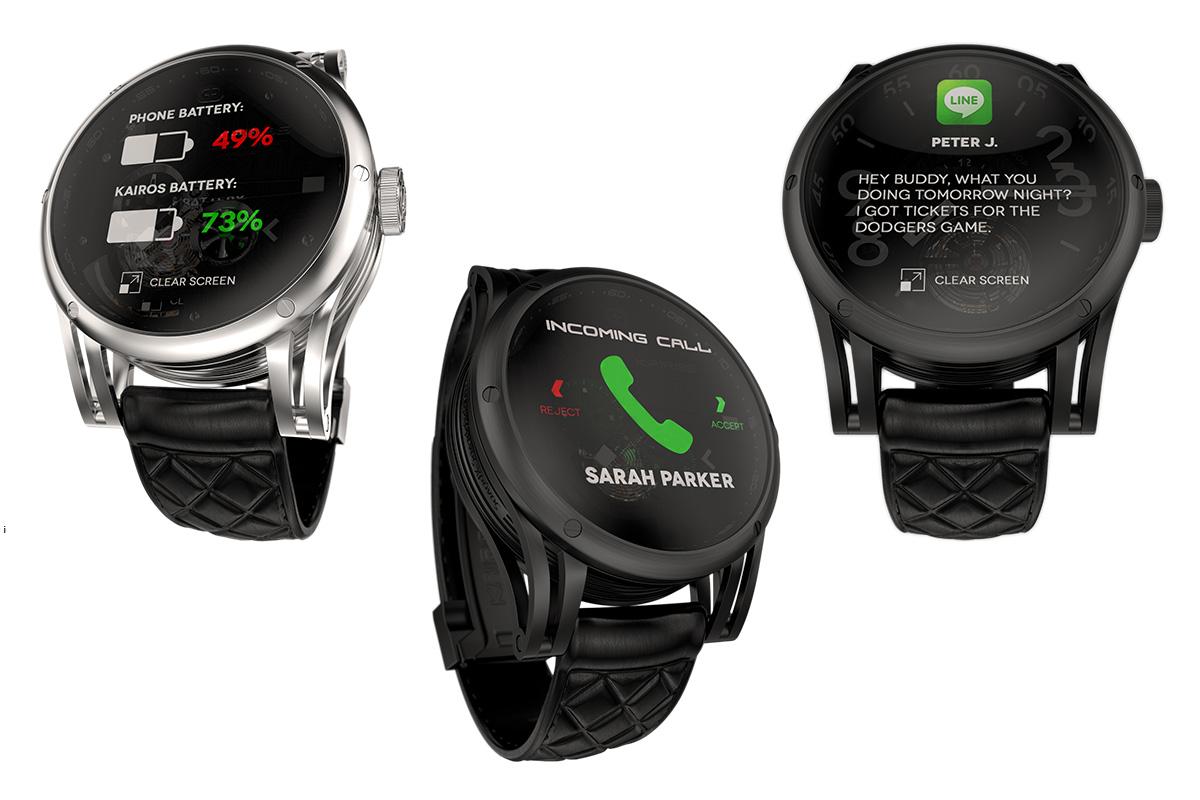 Kairos smartwatches 10