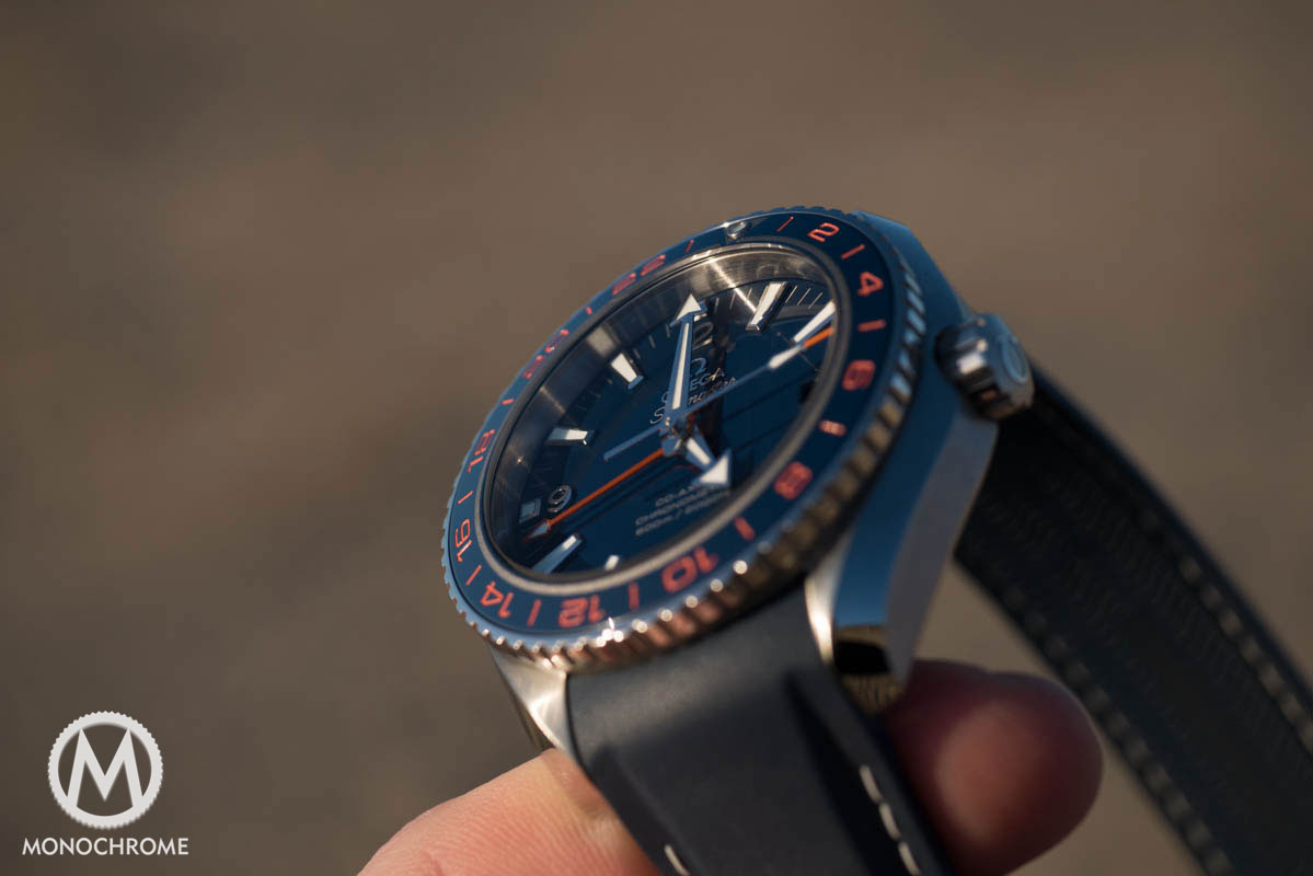 Omega Seamaster Planet Ocean 600m Gmt Goodplanet Review
