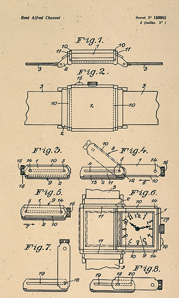 Patent Jaeger Reverso