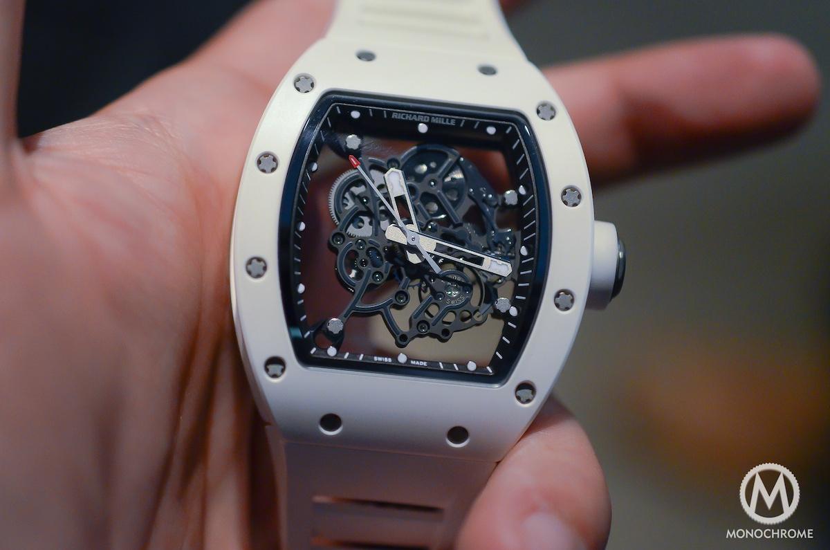 Richard Mille RM 055 Bubba Watson - 1
