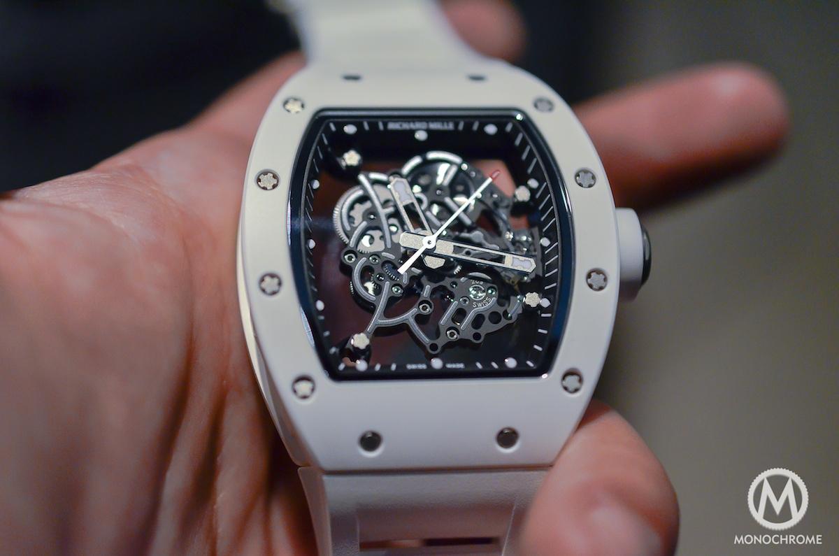 Richard Mille RM 055 Bubba Watson - 2