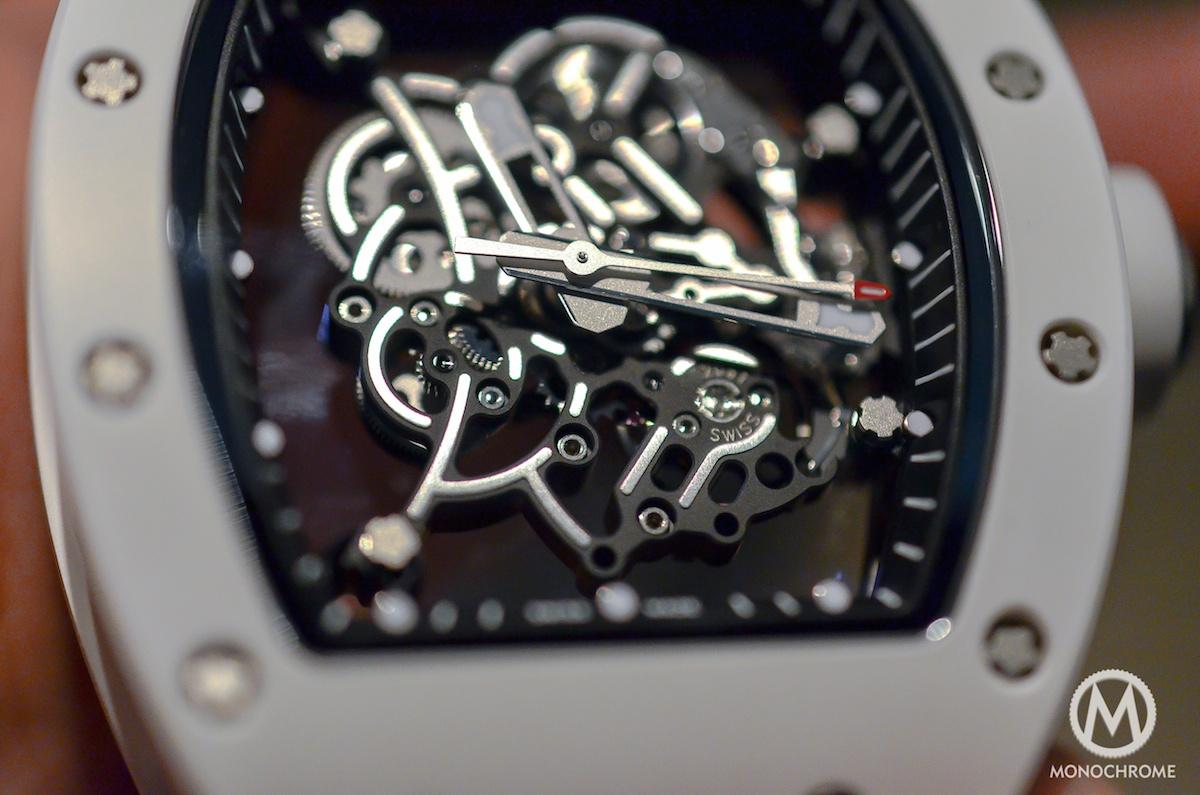 Richard Mille RM 055 Bubba Watson - 3