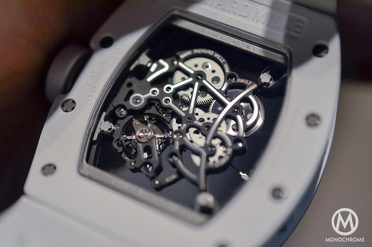 Richard Mille RM 055 Bubba Watson - 4