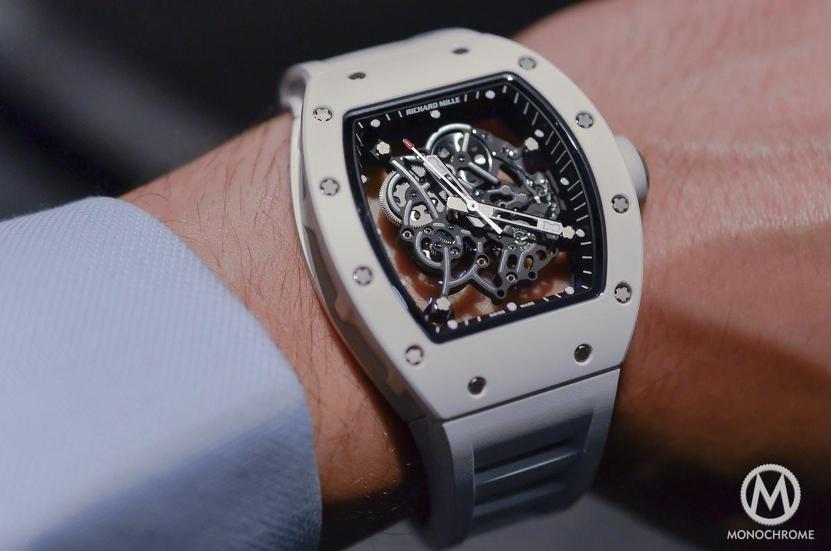 Richard Mille RM 055 Bubba Watson - 5