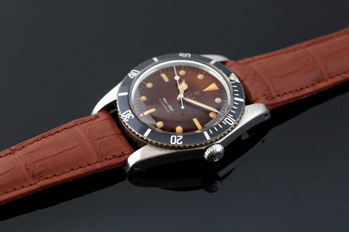 Rolex 5508 tropical - 1