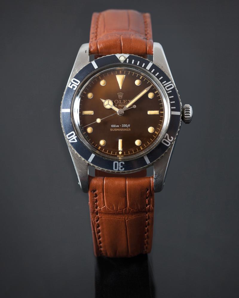 Rolex 5508 tropical - 2
