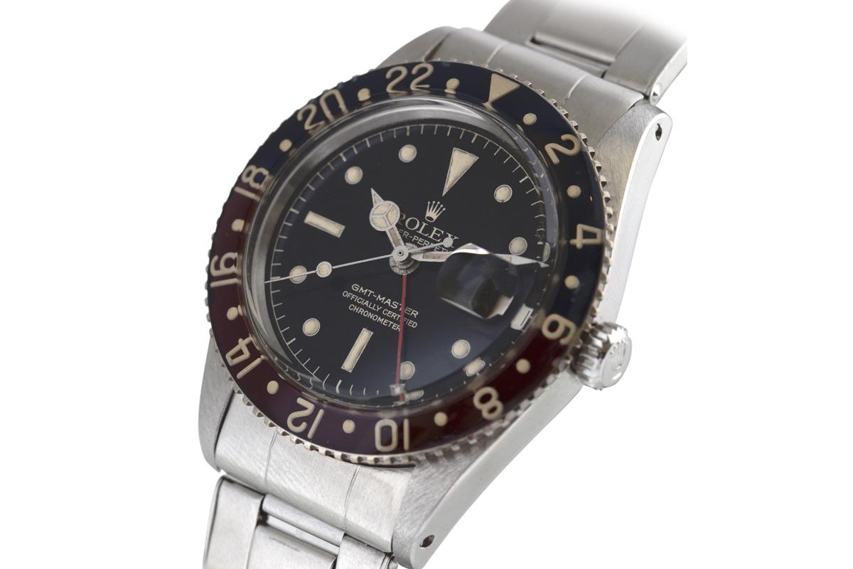 Rolex GMT Master Bakelite 6542