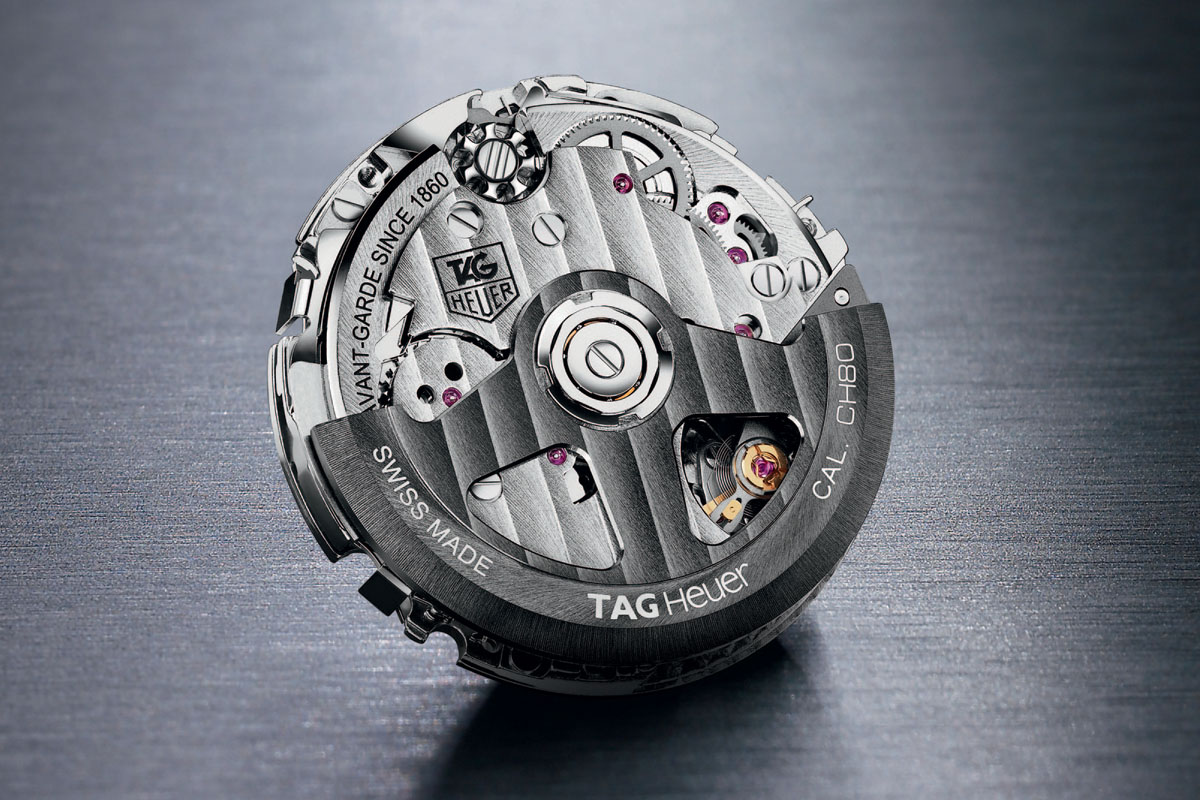 TAG Heuer Calibre CH80