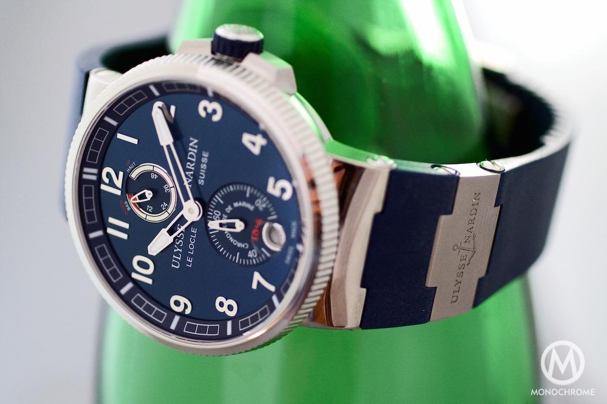 Ulysse Nardin Marine Chronometer Manufacture - 11