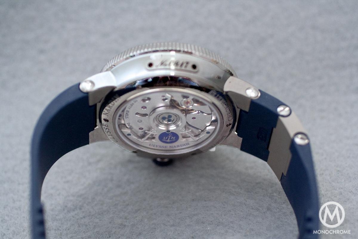 Ulysse Nardin Marine Chronometer Manufacture - 13