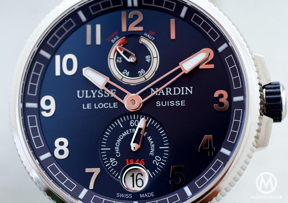 Ulysse Nardin Marine Chronometer Manufacture - 15