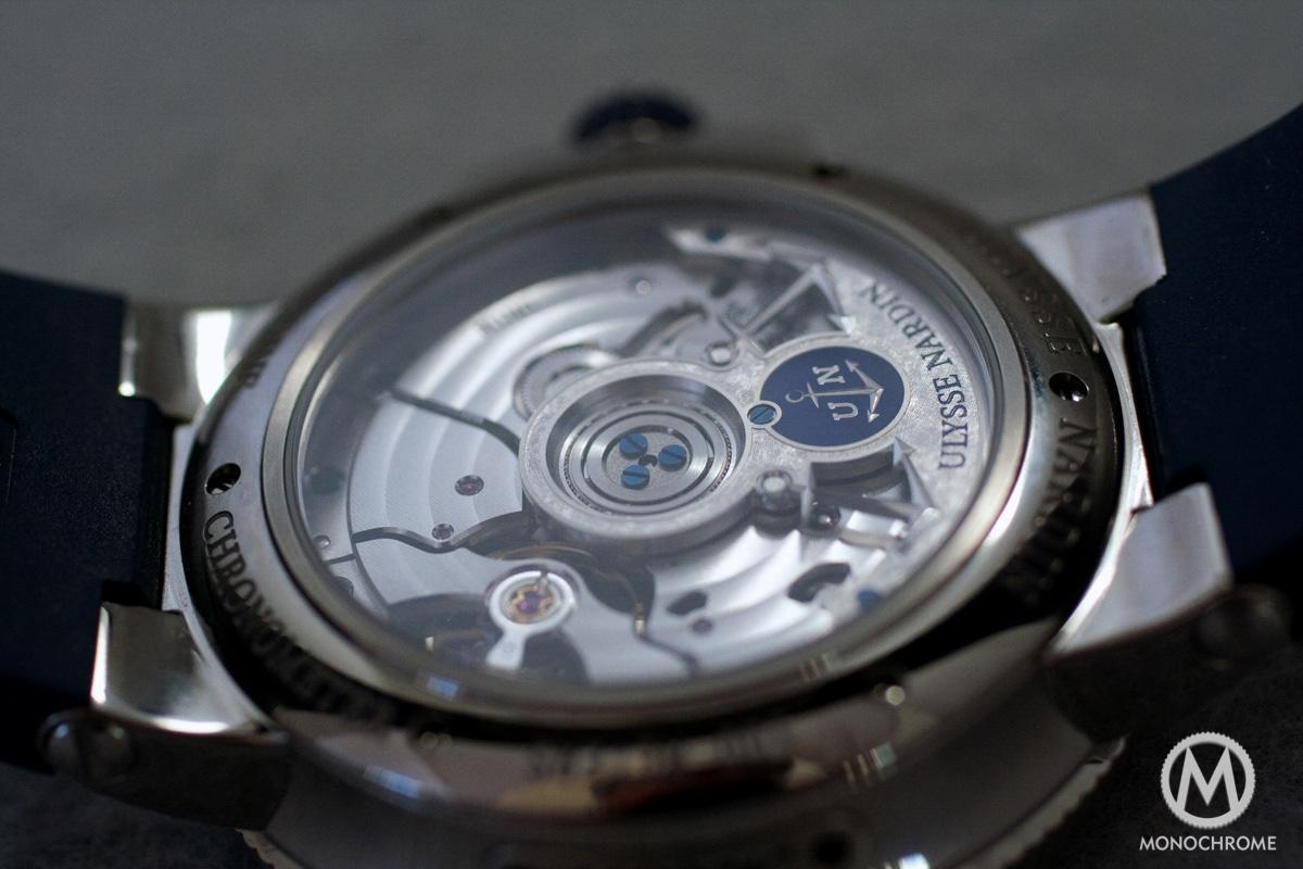 Ulysse Nardin Marine Chronometer Manufacture - 16