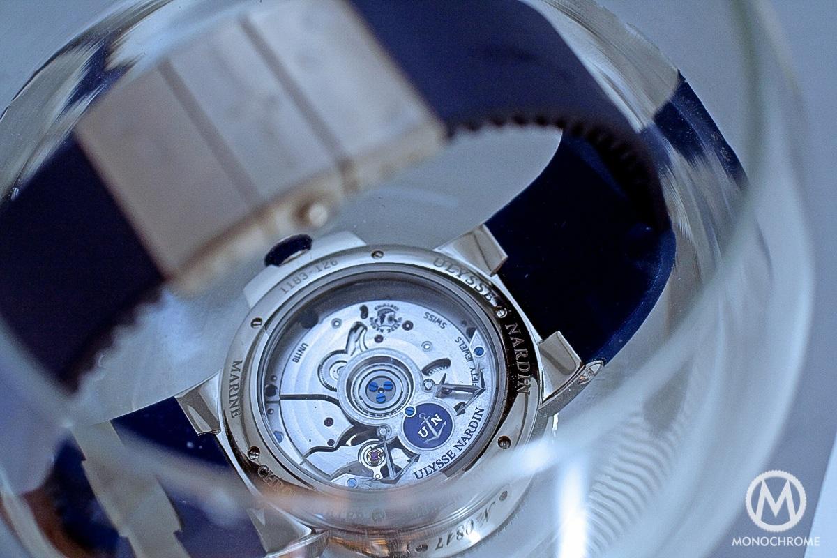 Ulysse Nardin Marine Chronometer Manufacture - 3