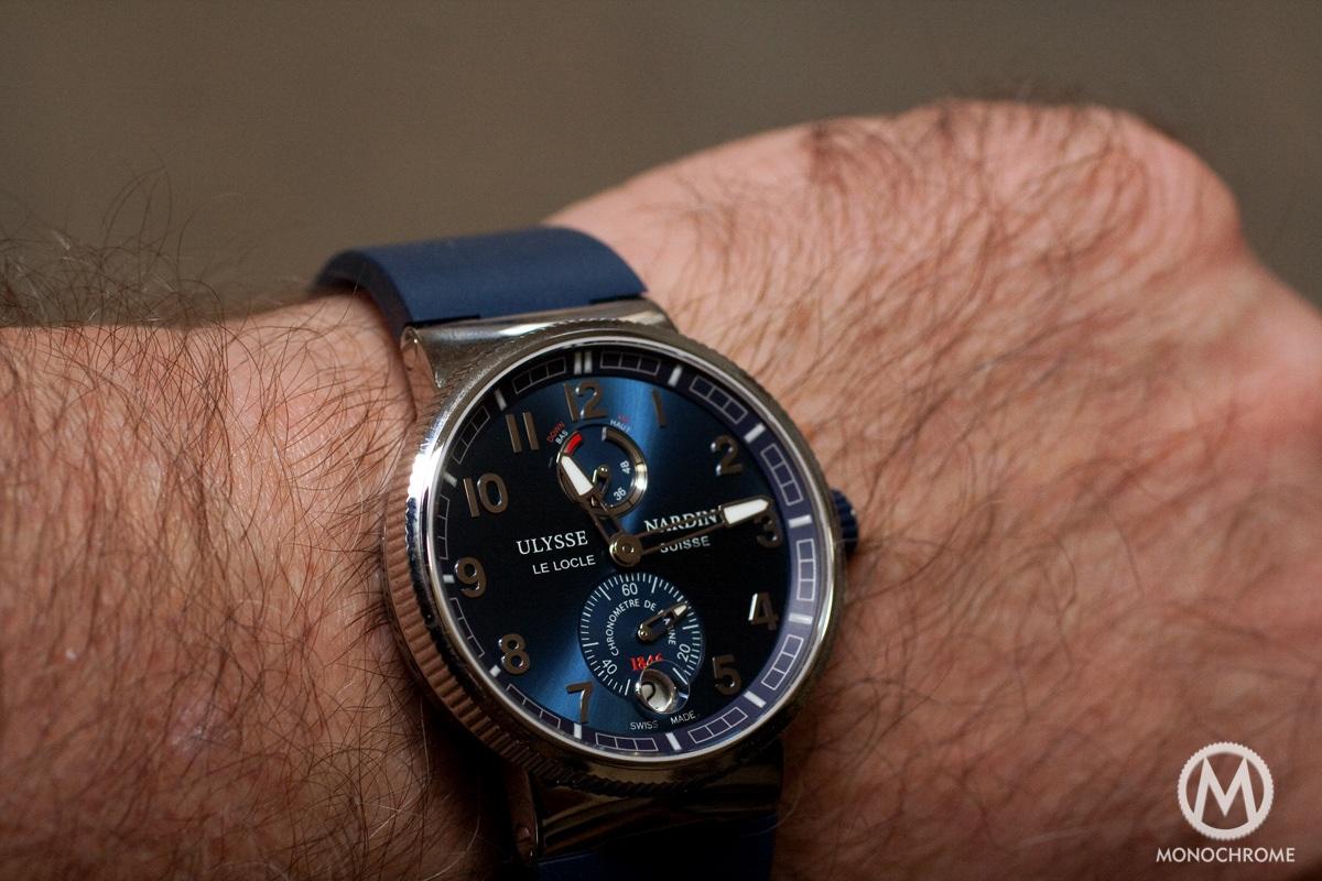 Ulysse Nardin Marine Chronometer Manufacture - 4