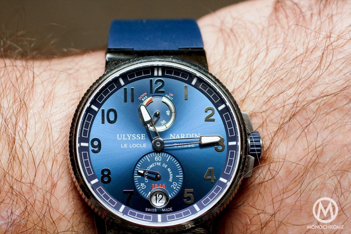 Ulysse Nardin Marine Chronometer Manufacture - 5