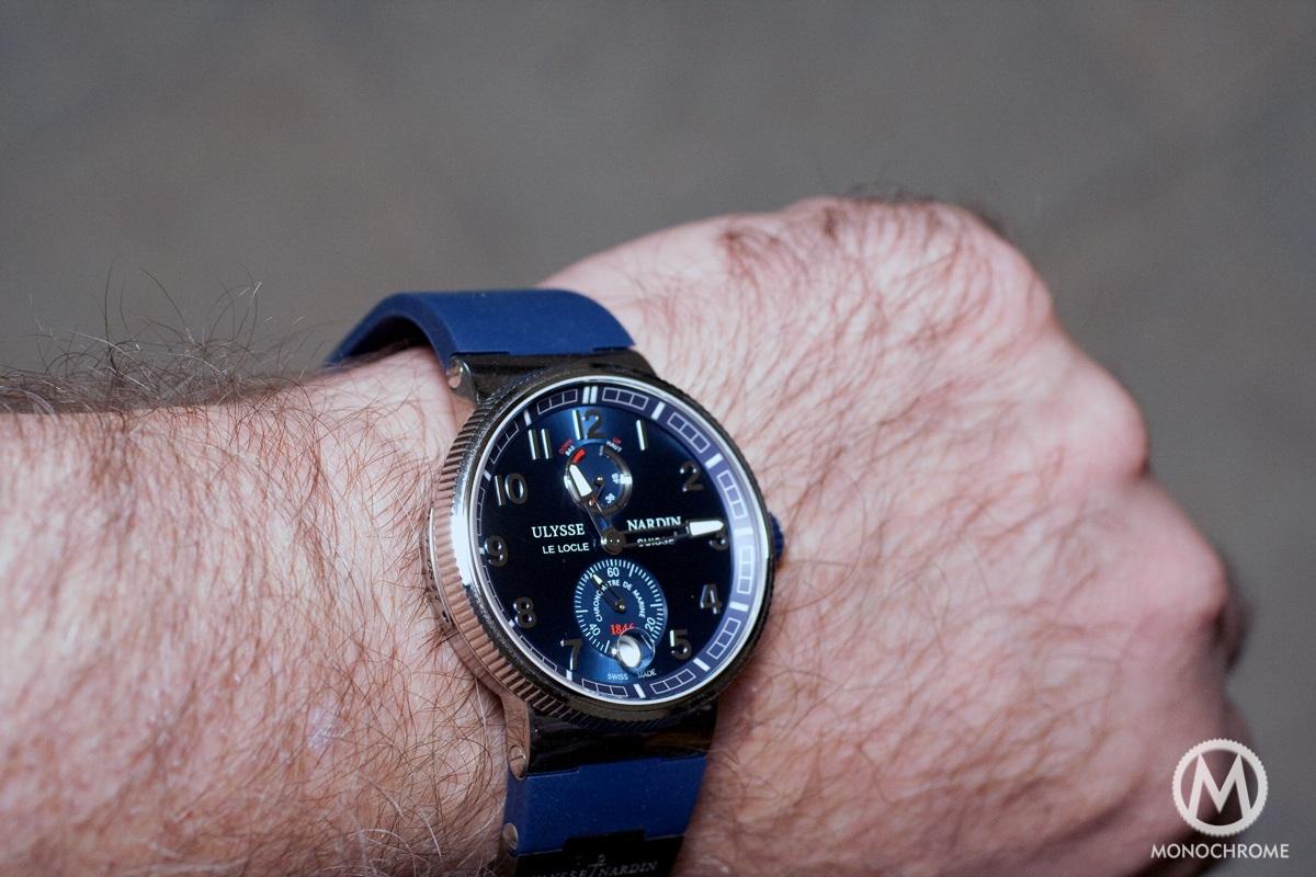 Ulysse Nardin Marine Chronometer Manufacture - 6