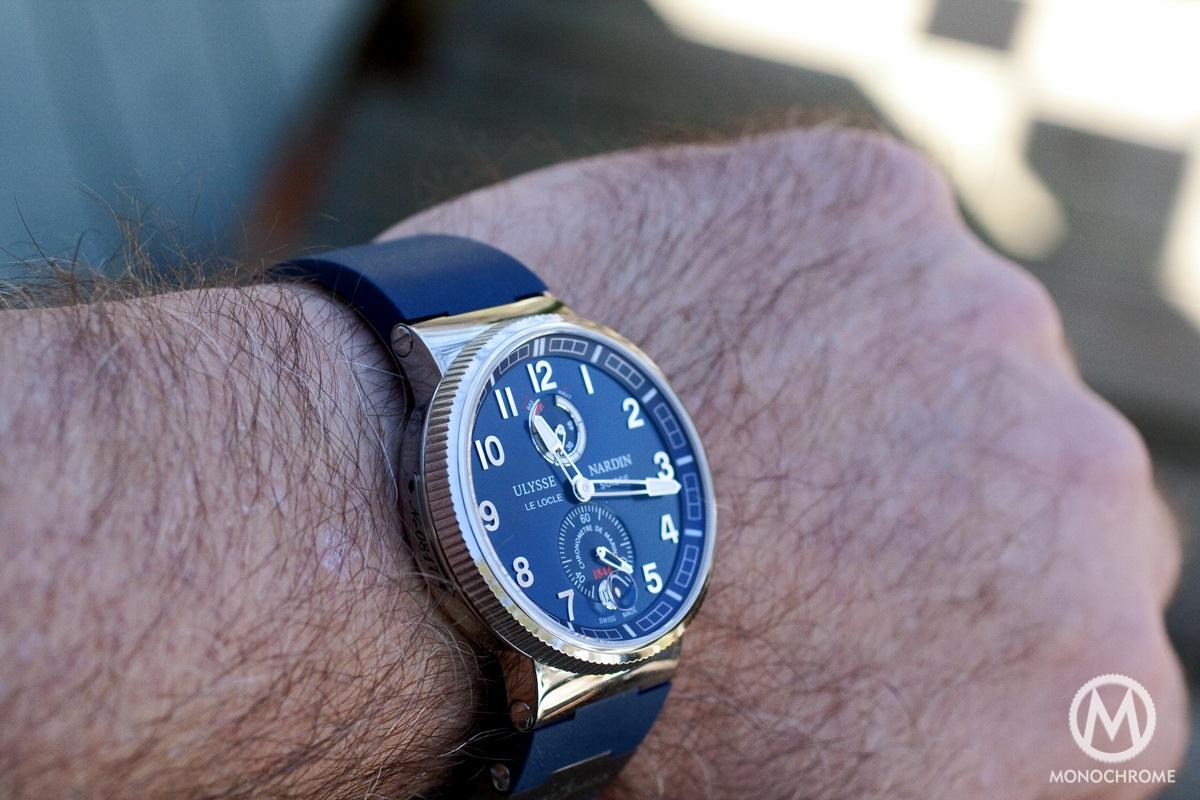 Ulysse Nardin Marine Chronometer Manufacture - 7