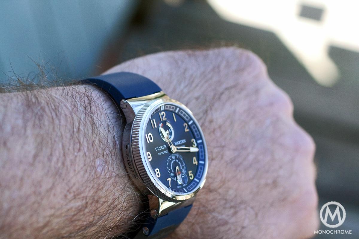 Ulysse Nardin Marine Chronometer Manufacture - 8