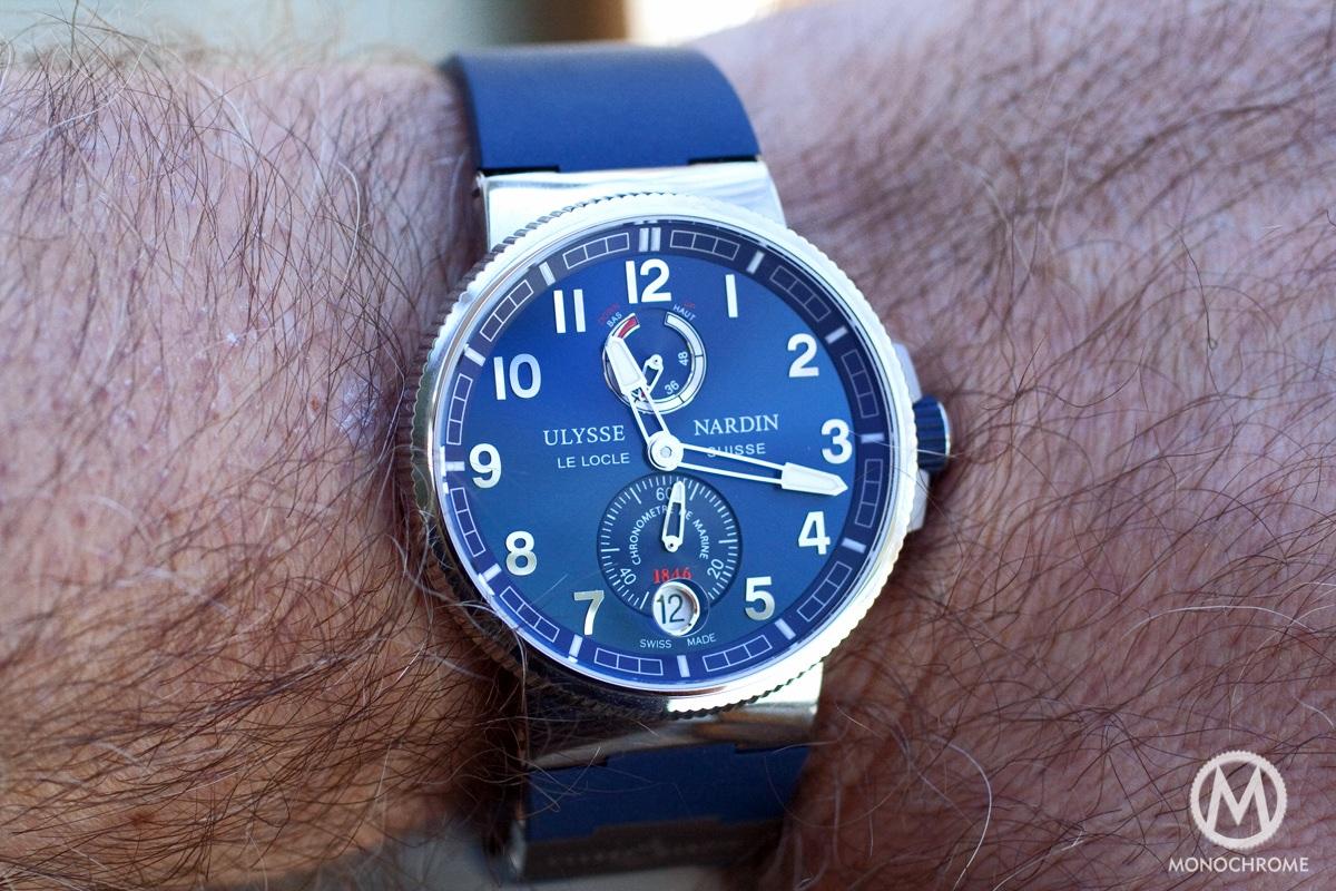 Ulysse Nardin Marine Chronometer Manufacture - 9