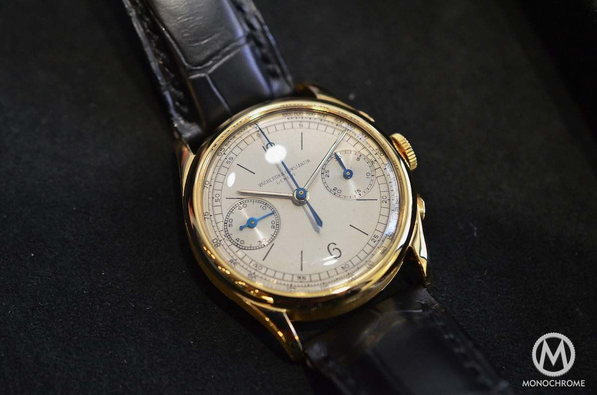 Vacheron Constantin vintage chronograph 4072 - 1