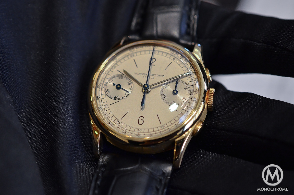 Vacheron Constantin vintage chronograph 4072 - 10