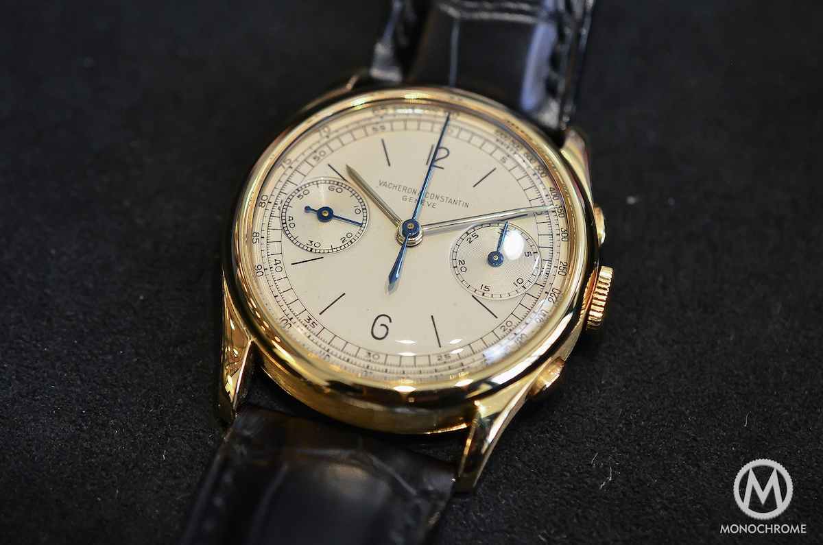 Vacheron Constantin vintage chronograph 4072 - 2