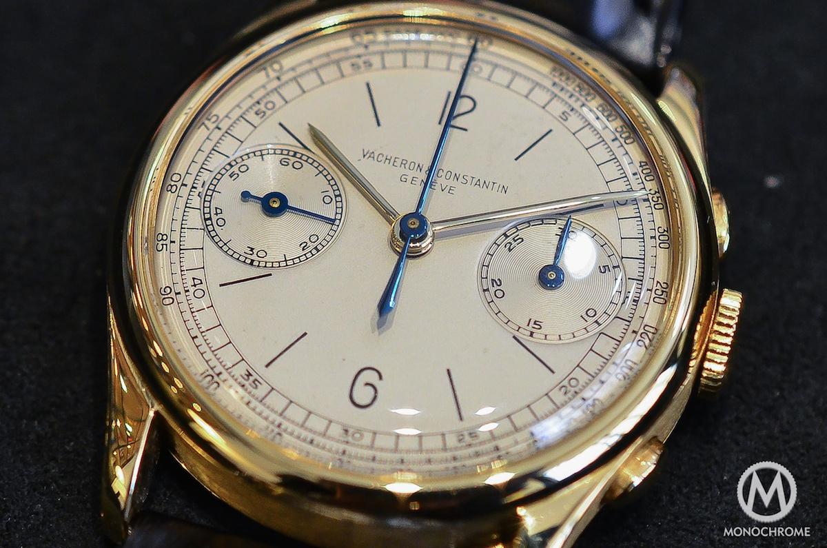 Vacheron Constantin vintage chronograph 4072 - 3