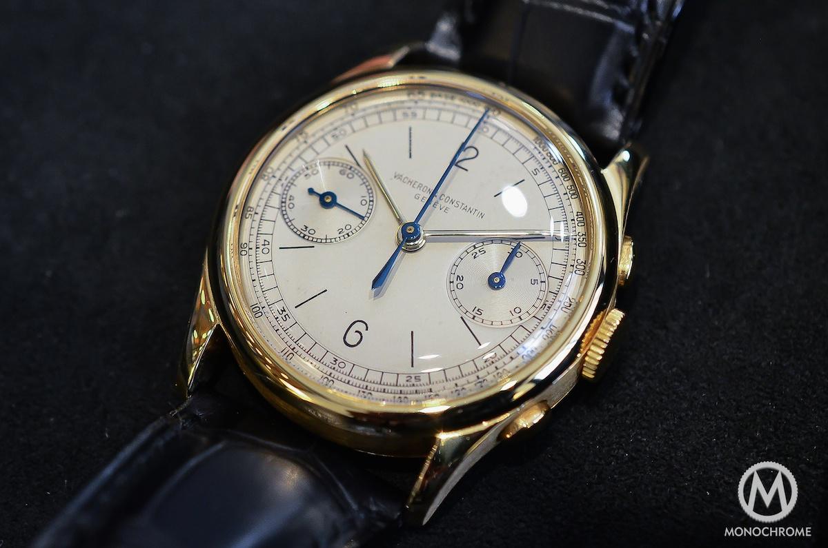 Vacheron Constantin vintage chronograph 4072 - 5