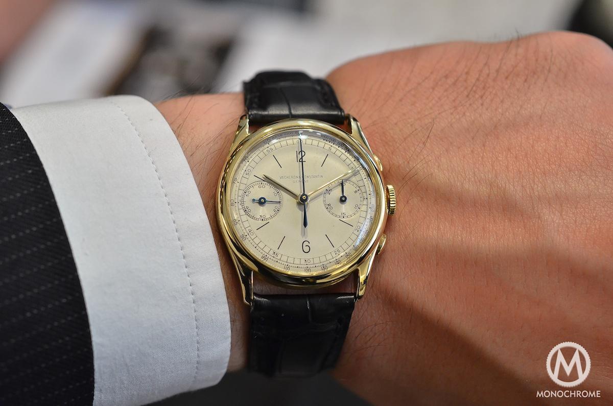 Vacheron Constantin vintage chronograph 4072 - 6