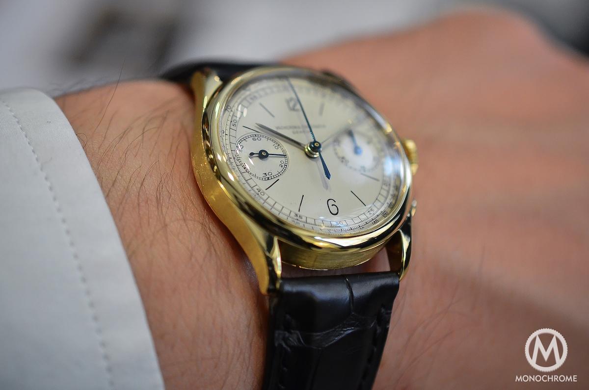 Vacheron Constantin vintage chronograph 4072 - 7