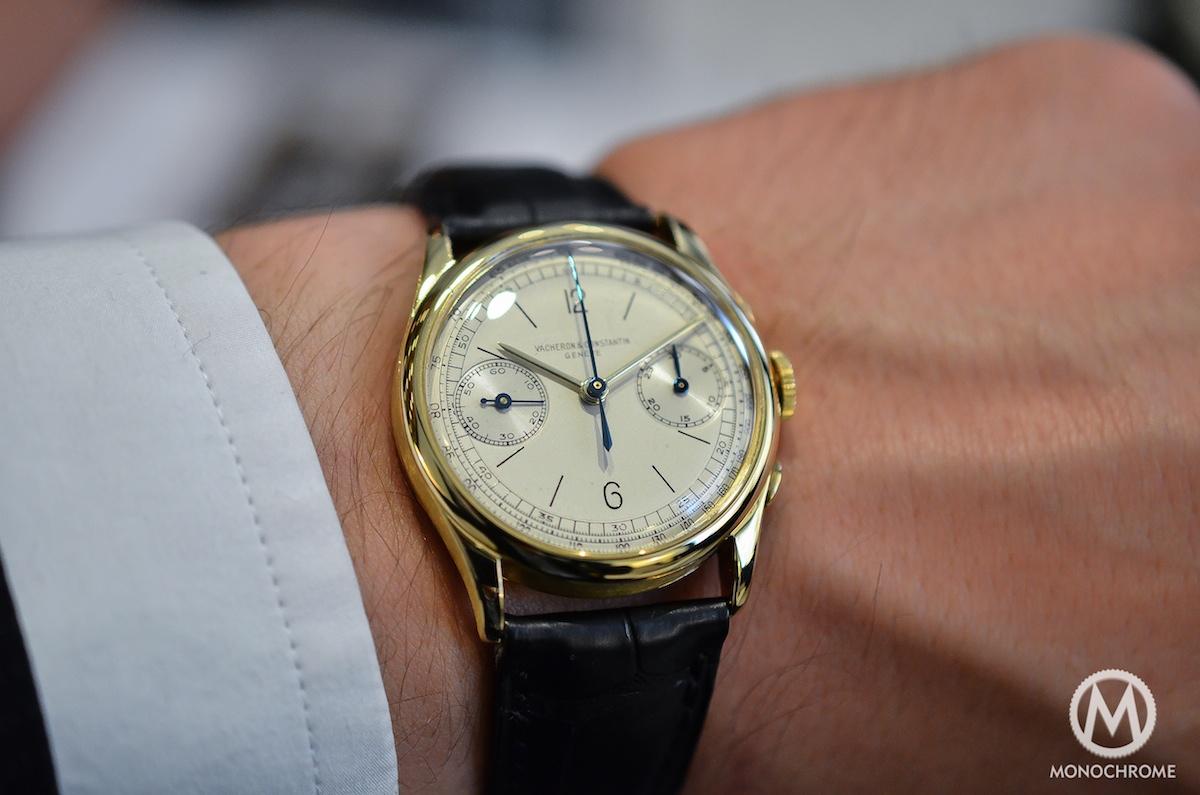 Vacheron Constantin vintage chronograph 4072 - 8
