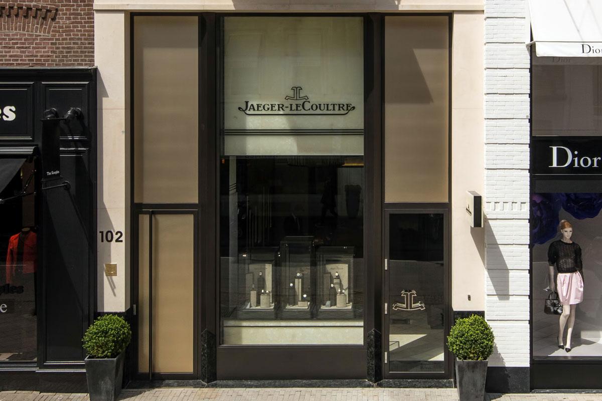 Jaeger-LeCoultre boutique Amsterdam