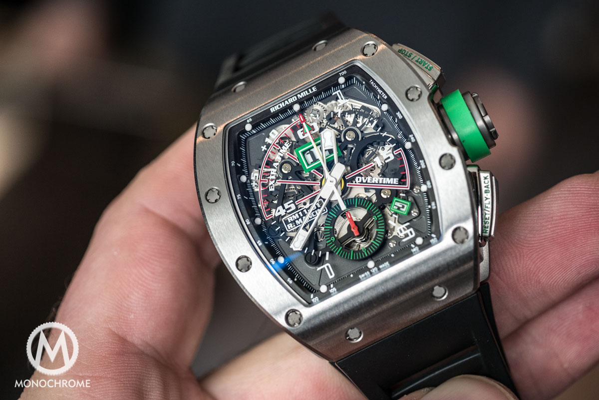 Richard Mille RM 11-01 Watch Replica