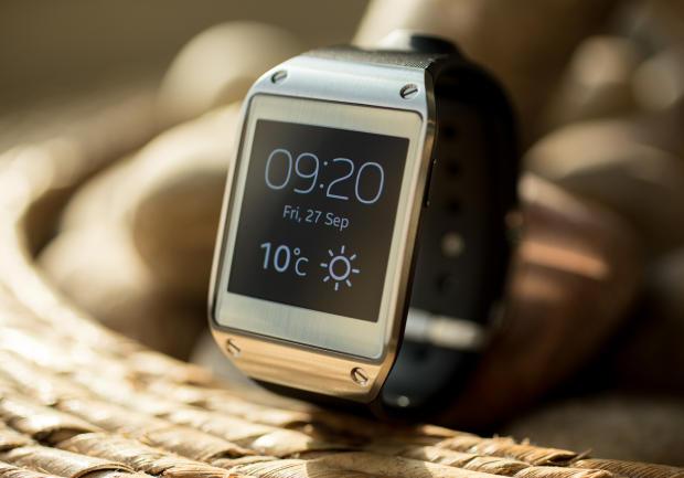Samasung's Smart Watch