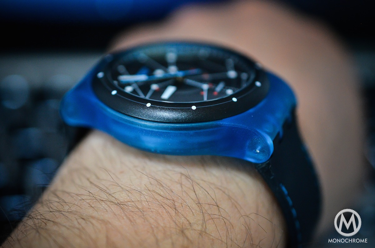 swatch sistem51 blue - 10