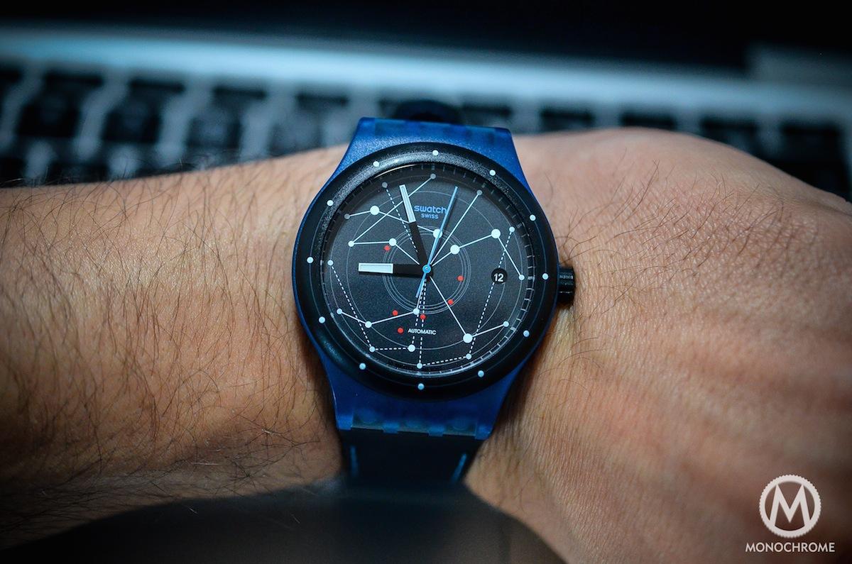 swatch sistem51 blue - 11
