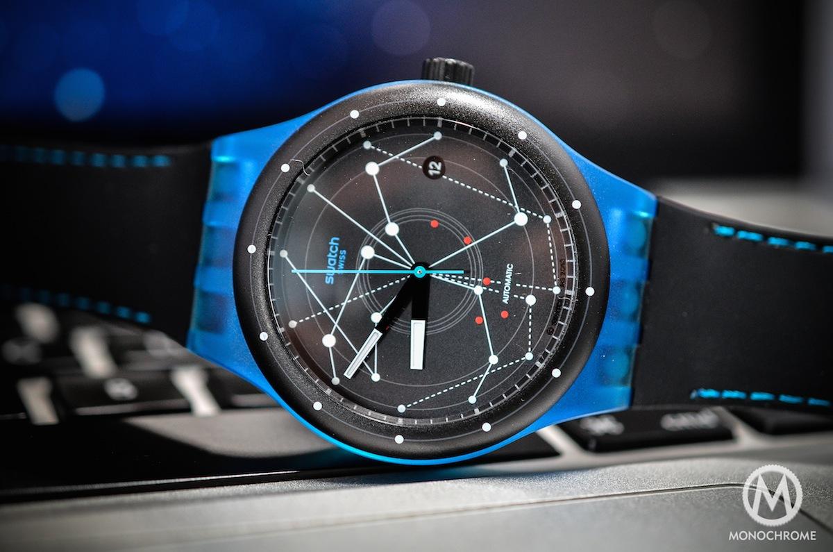 swatch sistem51 blue - 3
